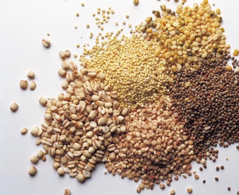 Cinco beneficios de comer granos enteros