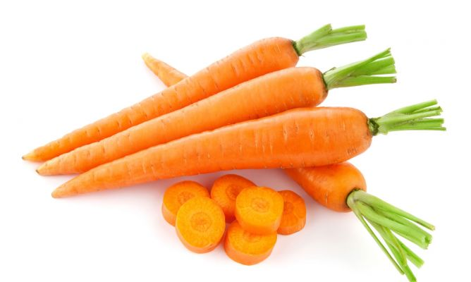 La salmonella en la zanahoria y las cebollas