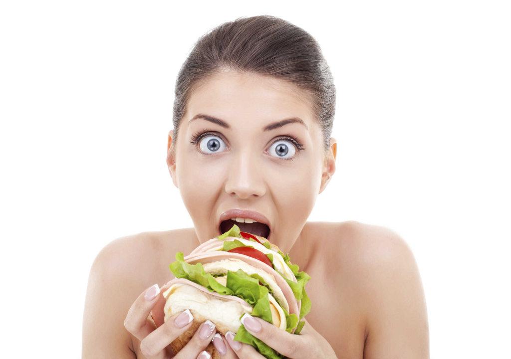 Los 7 tipos distintos de hambre