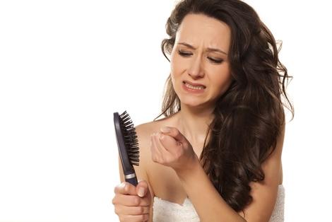 Productos naturales para evitar la caída del cabello