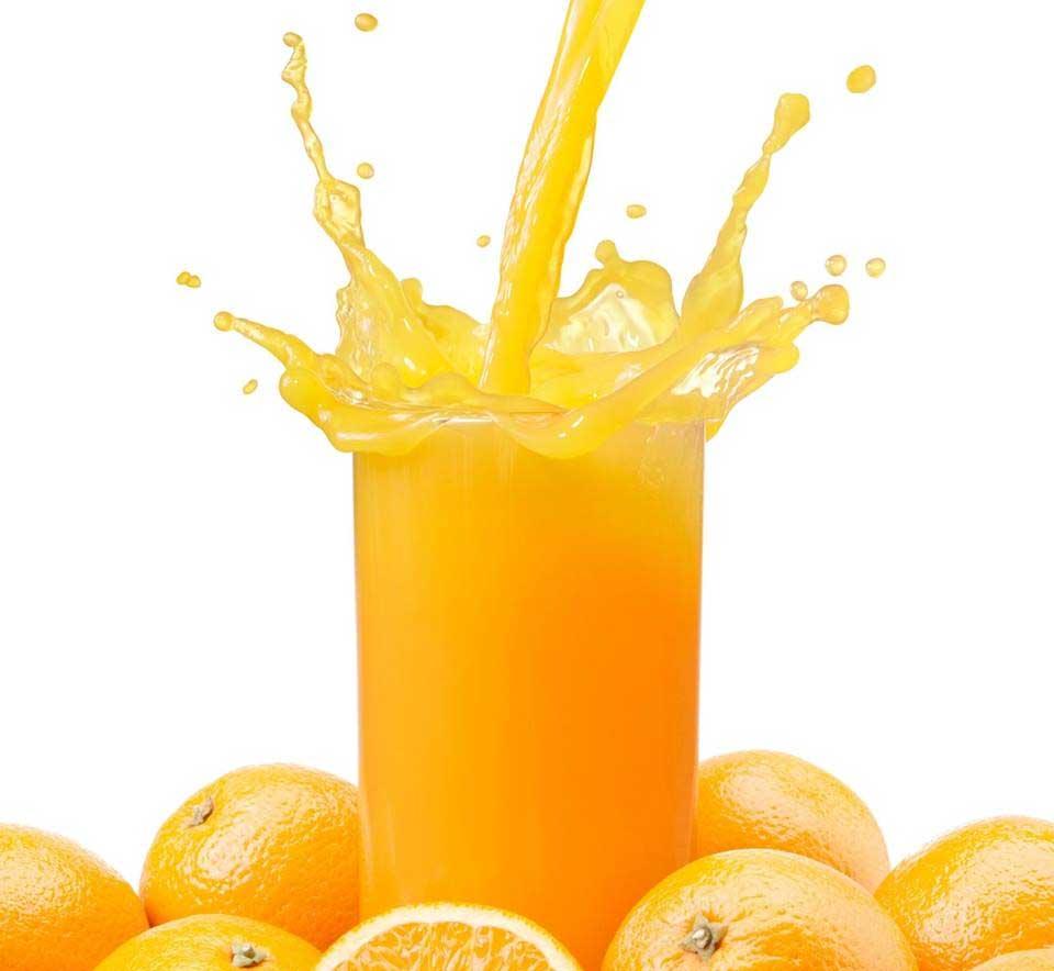 Zumo de naranja congelado: ¿Más nutritivo?