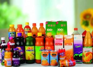 Zumos y bebidas