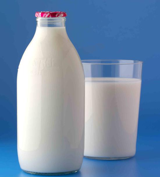 Los daños de la leche para la salud