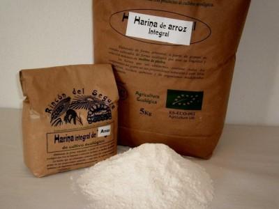Harina de arroz integral: Un superalimento que solemos pasar por alto