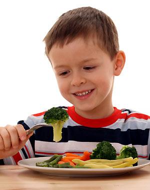 Siete consejos para una nutrición infantil saludable