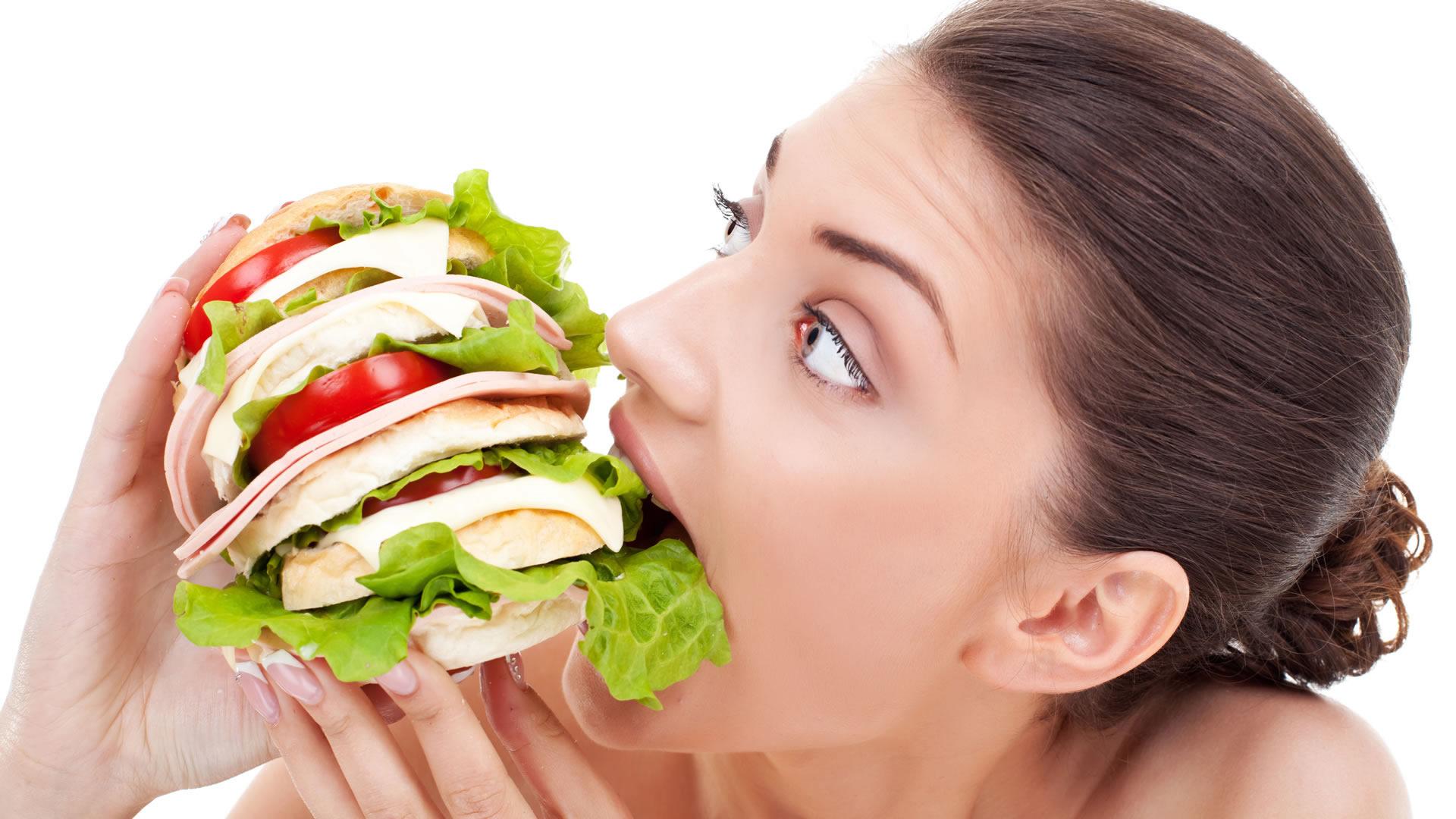 Cinco hábitos que te impiden adelgazar