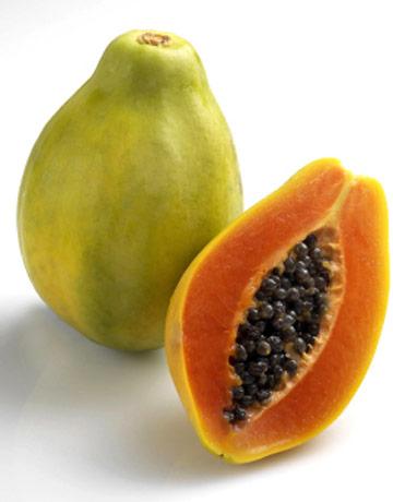 Cinco beneficios de la papaya que no conocías