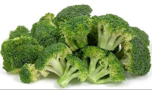 Receta de brócoli a la China