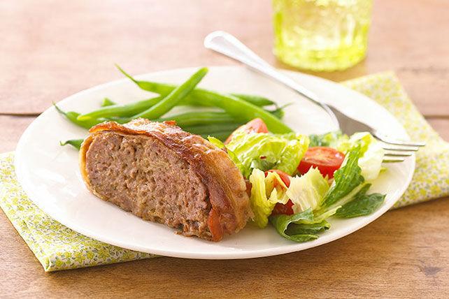 Receta de mini pasteles de carne