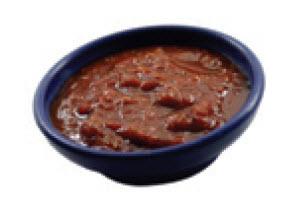 Receta de salsa recién hecha