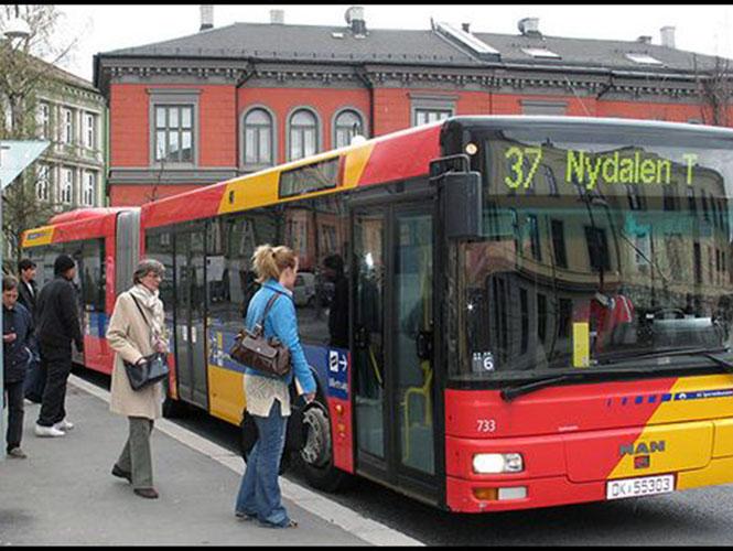 Usar el transporte público beneficia tu salud