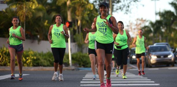Los beneficios de formar parte de un club de corredores