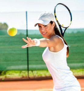 Practicar un deporte de raqueta puede aumentar tu esperanza de vida