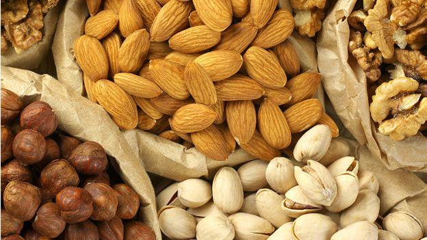 3 tipos de nueces que deberías incluir en tu dieta