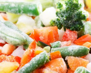 ¿Las verduras frescas son realmente mejores que las congeladas?