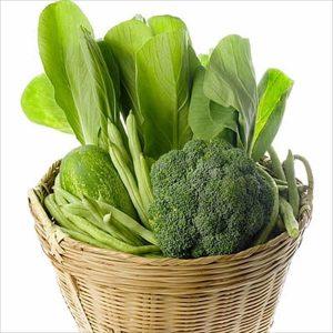 ¿Quieres mejorar tu rendimiento cognitivo? Come más verduras de hoja verde