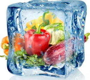 Cinco alimentos que no debes congelar
